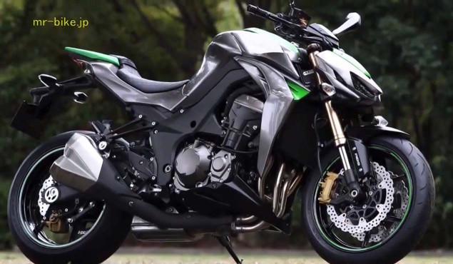 Ninja 1000 Vs Fz09