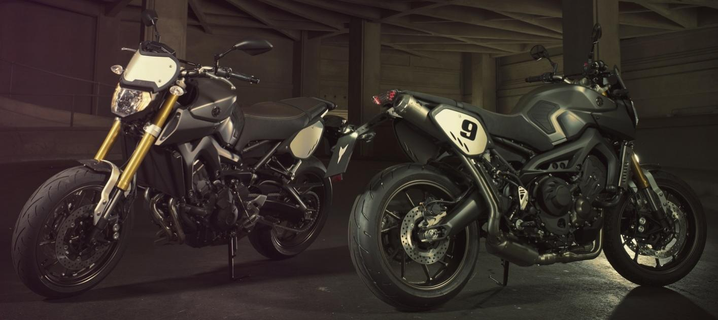 Confirmed By Akrapovic Titanium Exhaust For FZ09 Fits The XSR900 High Mount Coming