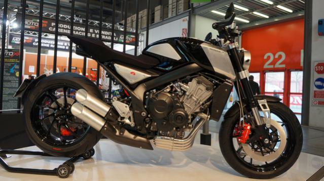 Kawasaki Retro 900 2017 Honda Cb4 Concept Motorcycles Bikes