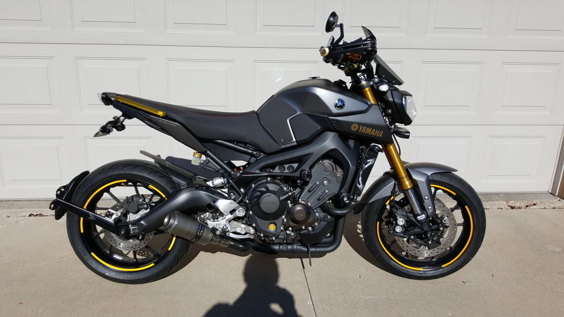fs yamaha mt 09 euro street rally seat 2014 2016. Black Bedroom Furniture Sets. Home Design Ideas