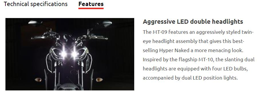 2015 FZ09 head lights swap?-2018-headlight-description.jpg