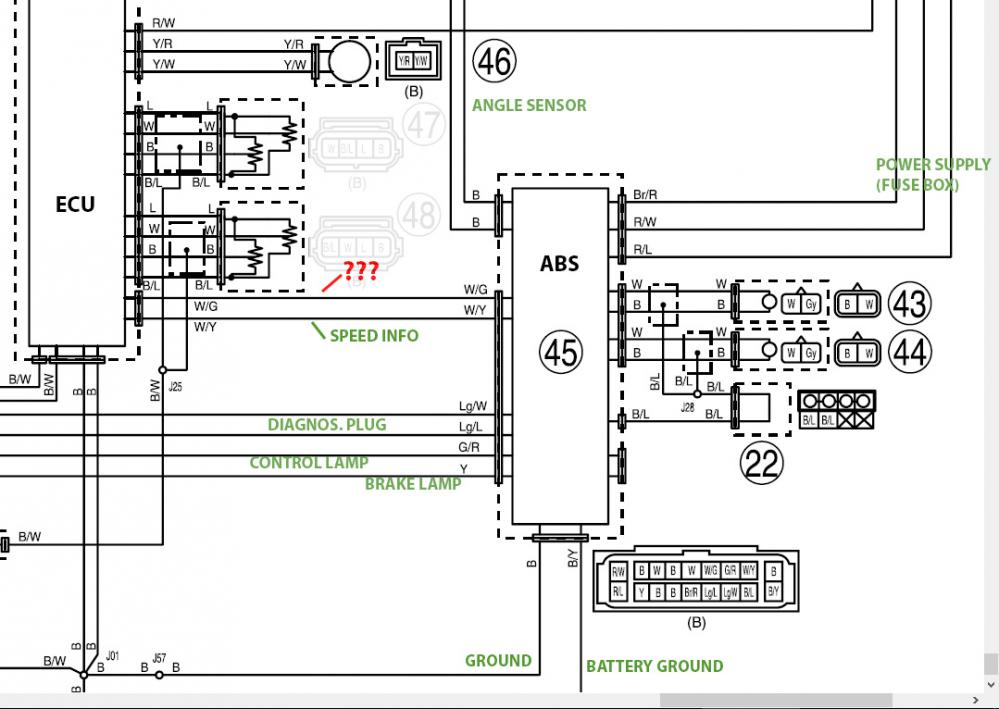 need abs wiring diagram