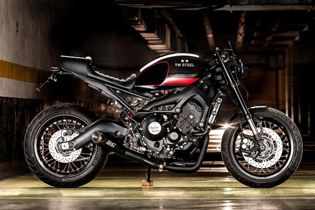 Macco Motors Custom XSR