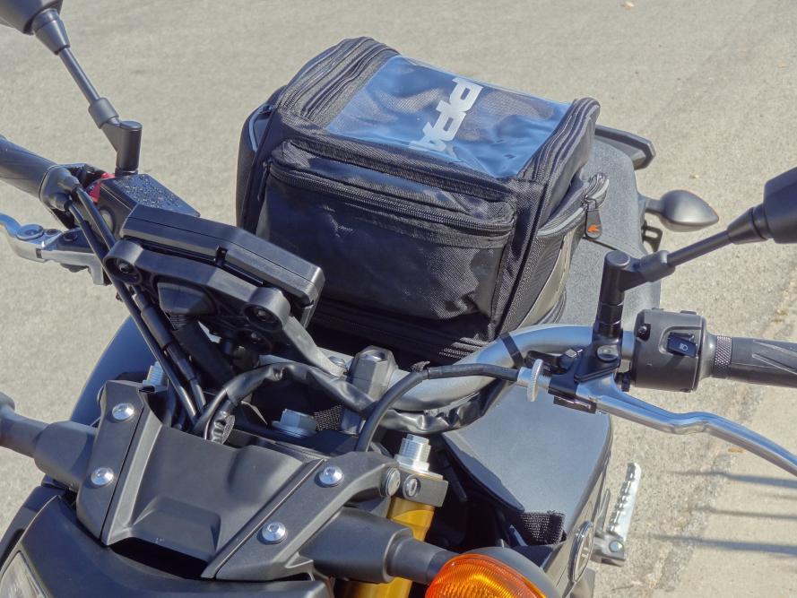 Kappa Ra308 Tank Bag