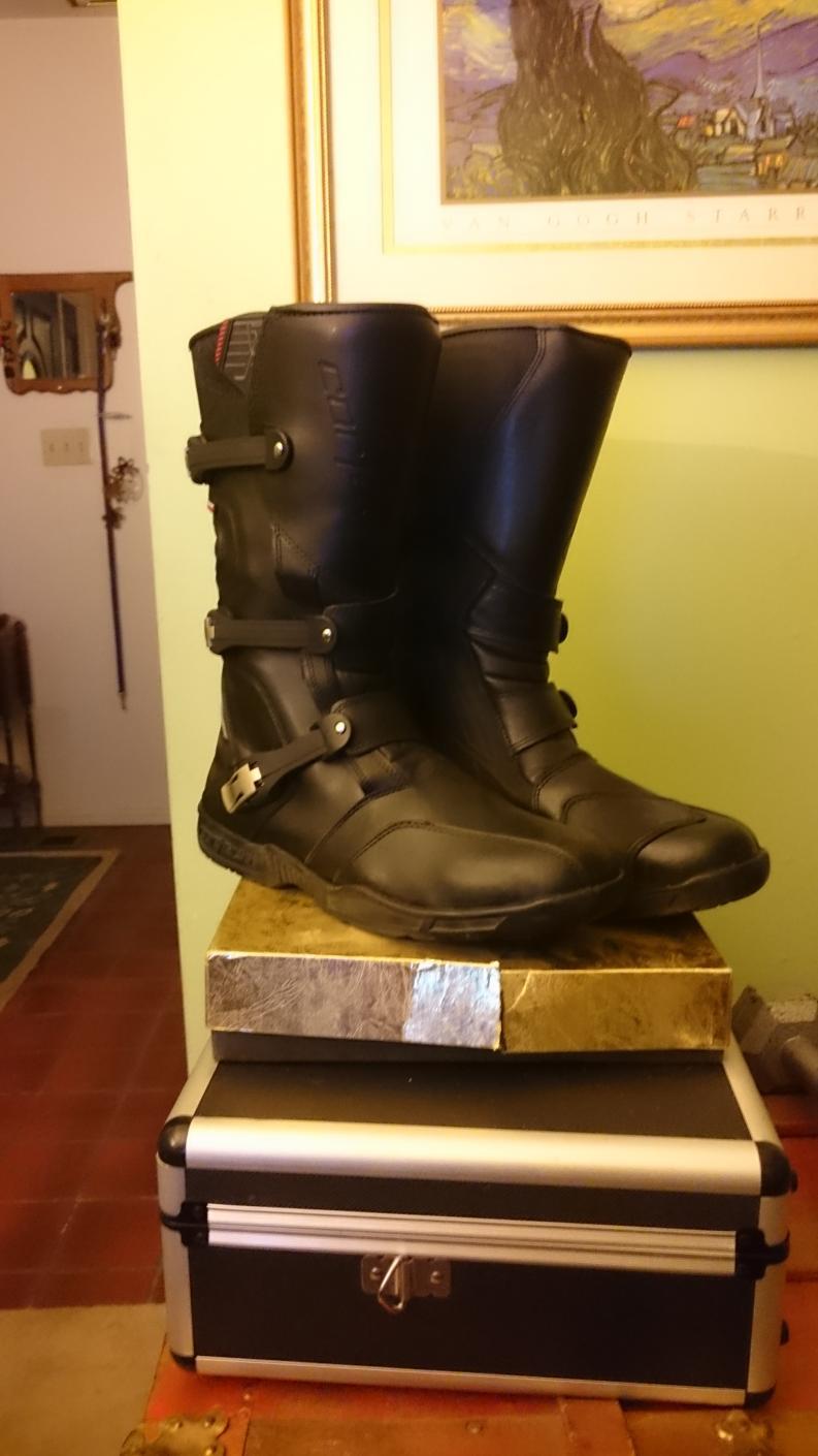 Cortech Accelerator XC Boots