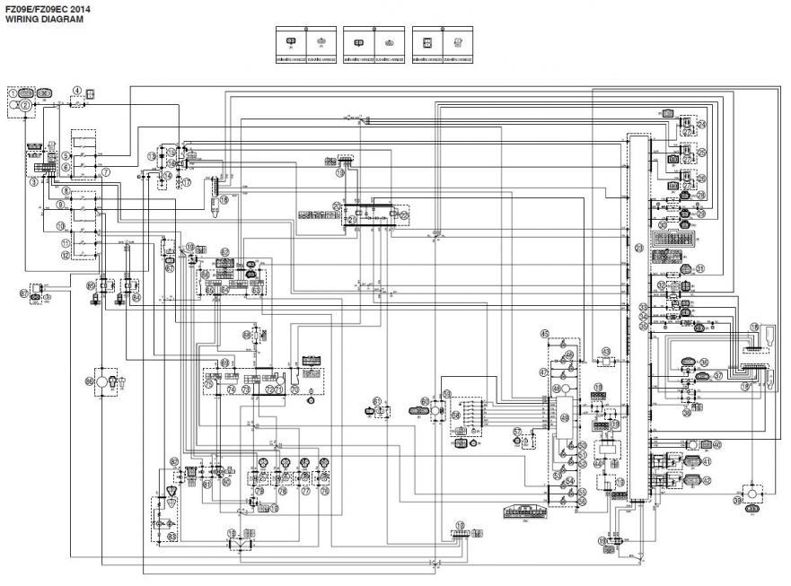 Yamaha Fz8 Wiring Diagram