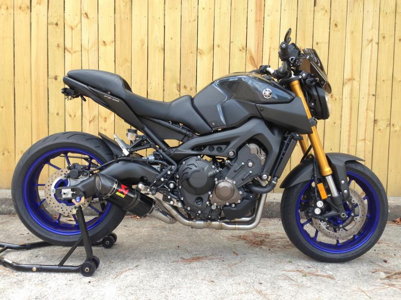 Akrapovic Carbon Exhaust Installed Video With And