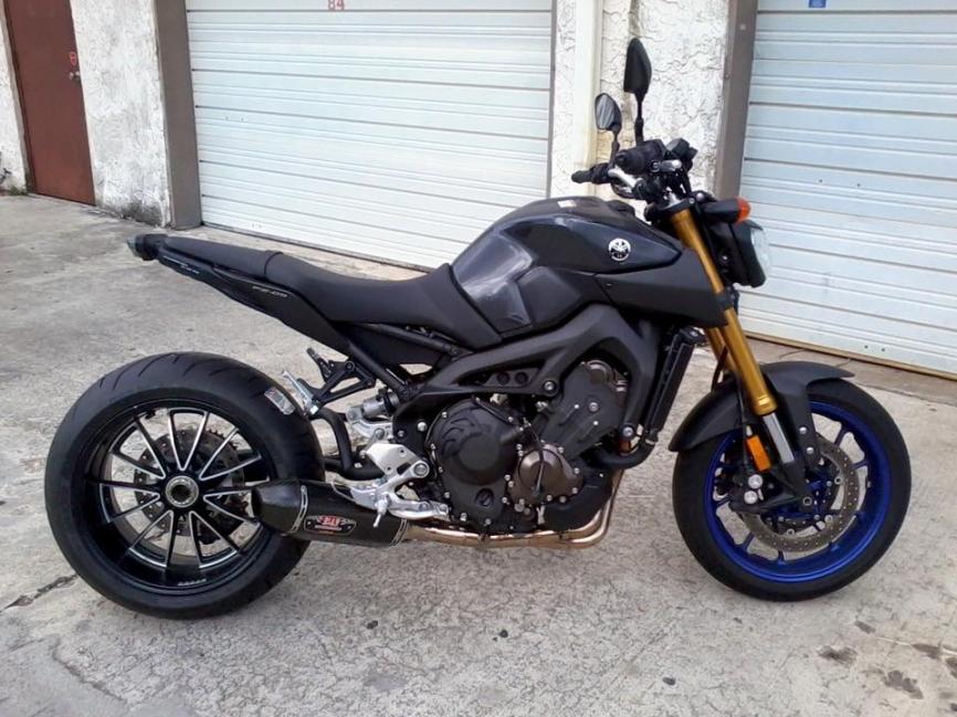 Ducati Single Sided Swingarm Conversion