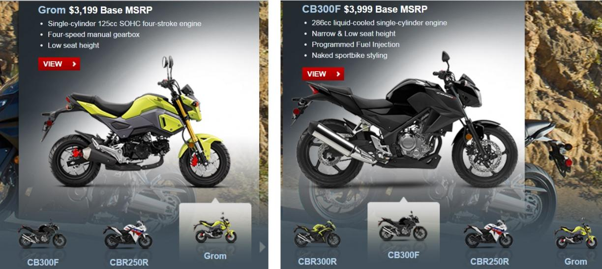 2017 Honda Grom confirmed for USA in August! - Page 3