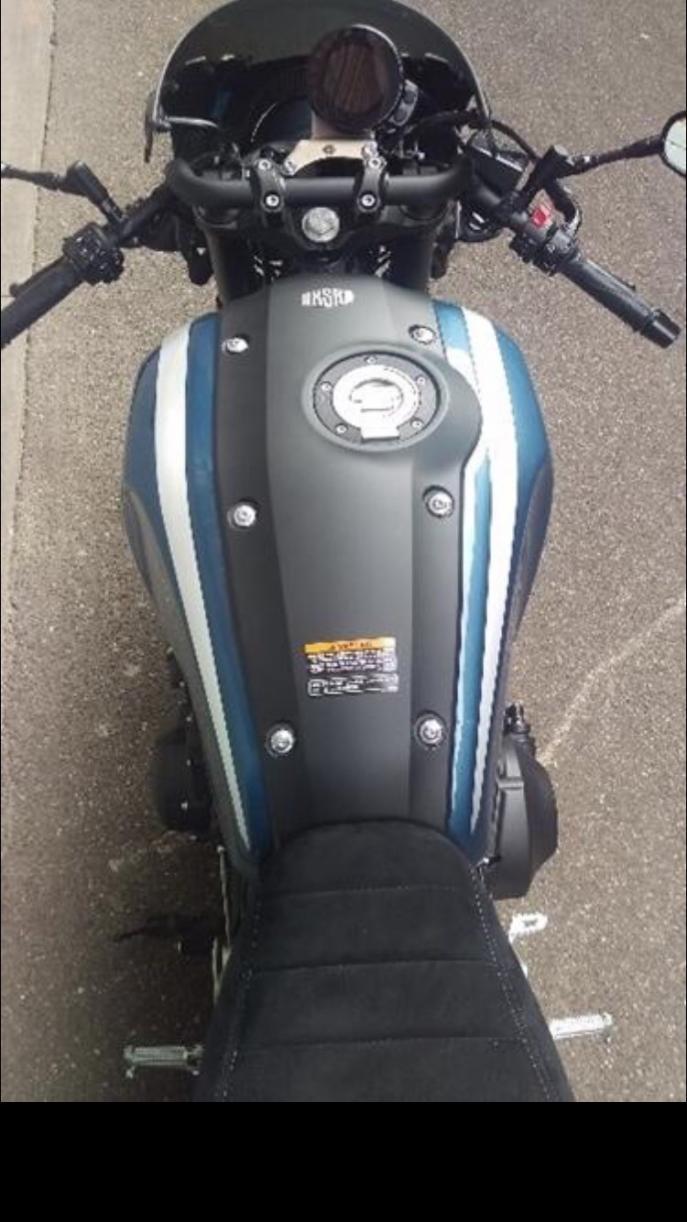 7 Headlight Fairing Windshield Windscreen For Harley