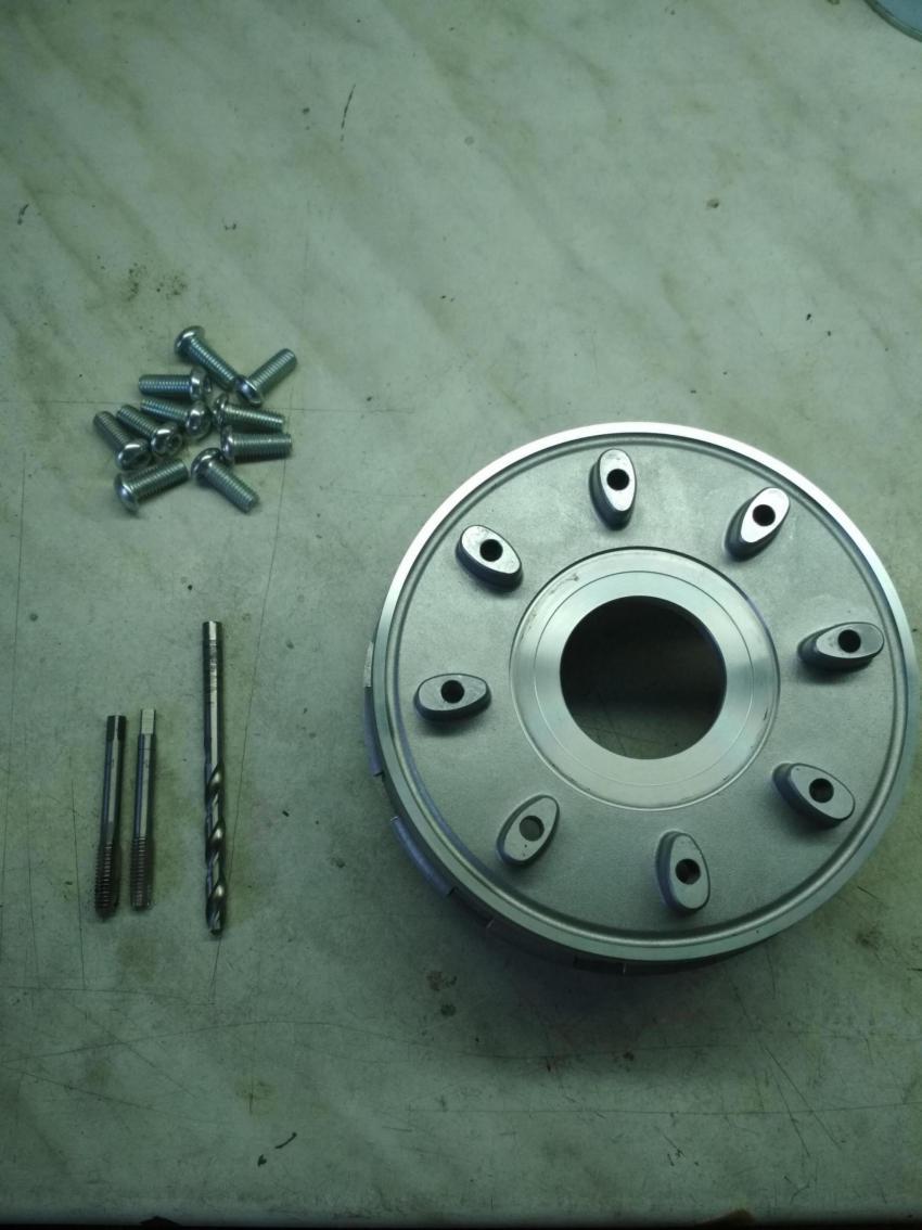 Yamaha FZ/MT 09 clutch buzz/noise/vibrations. How I repair it.-img_20170929_162447_1506828243910.jpg