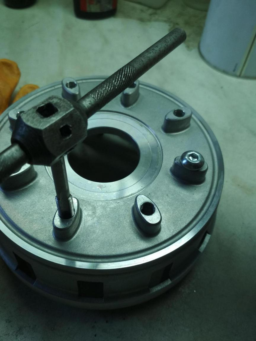 Yamaha FZ/MT 09 clutch buzz/noise/vibrations. How I repair it.-img_20170929_170738_1506828272731.jpg