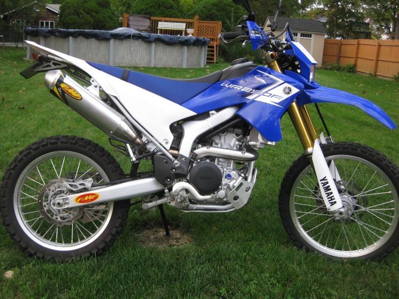 Klx 250 Specs 2012
