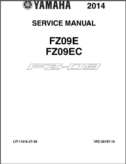service manual download link good source rh fz09 org Yamaha FZS India yamaha fz s owners manual
