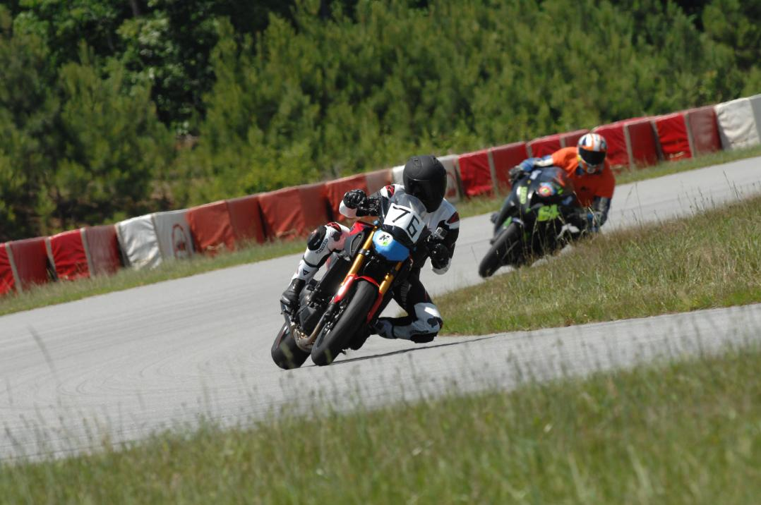 pictures from ncbike track day with n2