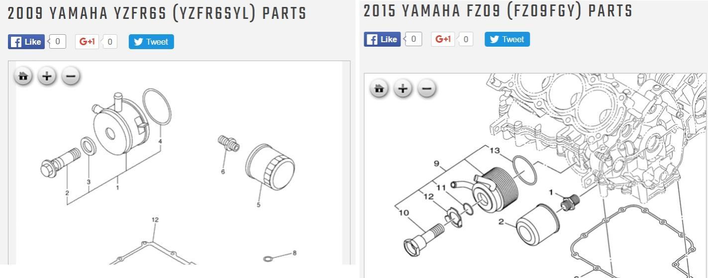 So I Fckd Up Oil Cooler Dead Yamaha R6 Engine Parts Diagram