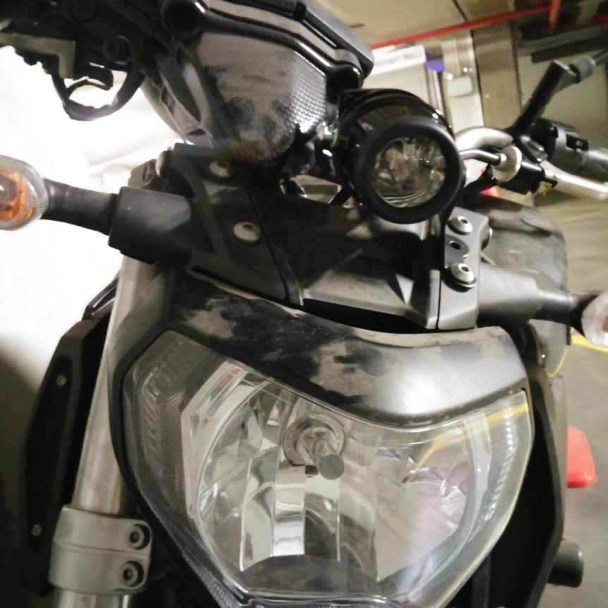 Fz 09 H4 Bi Xenon Hid Kit