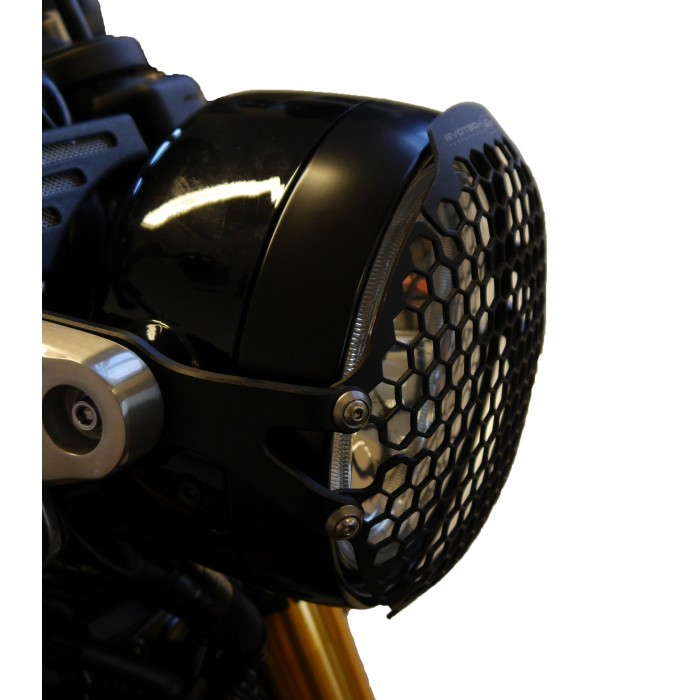 Yamaha Xsr900 Headlight Guard