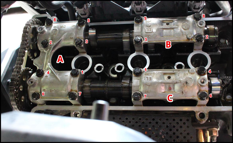 DIY Valve Check and Adjustment   Yamaha FZ-09 Forum