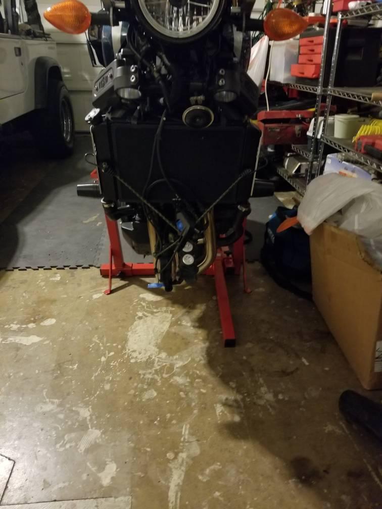 Vcyclenut- I went for it | Yamaha FZ-09 Forum