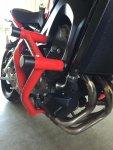 Impaktech Stunt Cage | Yamaha FZ-09 Forum
