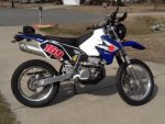 Sold the FZ-09 hello again Suzuki DRZ400S! | Yamaha FZ-09 Forum