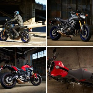 2014 Yamaha FZ-09 Latest Pictures